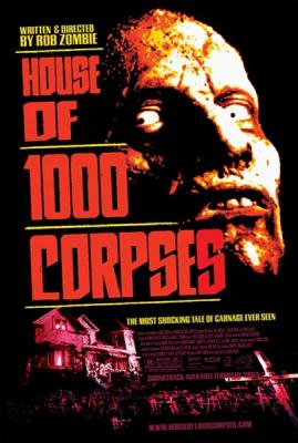 House Of 1000 Corpses อาถรรพ์วิหารผีนรก (2003)