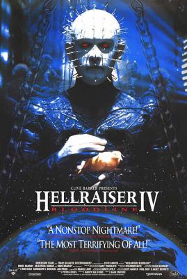 Hellraiser: Bloodline ไอ้หัวตะปู งาบแล้วไม่งุ่นง่าน 2 (1996)