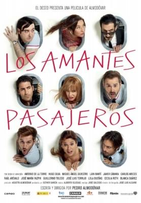 I'm So Excited! (Los amantes pasajeros) ไฟลท์แสบแซ่บเหมาลำ (2013)