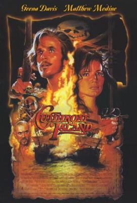 Cutthroat Island ผ่าขุมทรัพย์ทะเลโหด (1995)