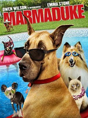 Marmaduke มาร์มาดุ๊ค สี่ขาฮาคูณสี่ (2010)