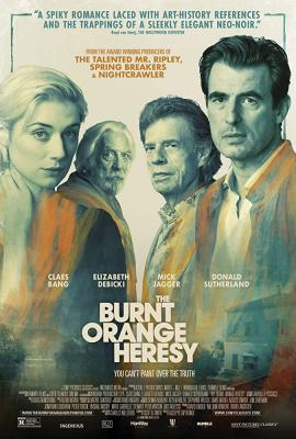 The Burnt Orange Heresy หลุมพรางแห่งความหลงใหล (2019)