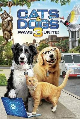 Cats & Dogs 3: Paws Unite สงครามพยัคฆ์ร้ายขนปุย ภาค 3 (2020)