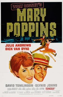 Mary Poppins แมรี่ ป๊อปปินส์ (1964) ซับไทย