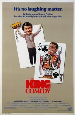 The King of Comedy ราชาแห่งความขบขัน (1982) ซับไทย