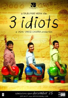 3 Idiots 3 อัจฉริยะปัญญาอ่อน (2009) ซับไทย