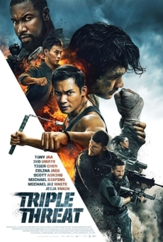 Triple Threat สามโหดมหากาฬ (2019) ซับไทย(บรรยายไทย)