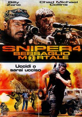 Sniper 4: Reloaded สไนเปอร์ 4: โคตรนักฆ่าซุ่มสังหาร (2011)