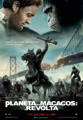 Dawn of the Planet of the Apes รุ่งอรุณแห่งพิภพวานร ภาค3 (2014)