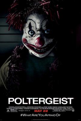Poltergeist โพลเตอร์ไกสท์ วิญญาณขังสยอง (2015)