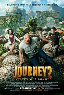 Journey 2: The Mysterious Island เจอร์นีย์ 2 พิชิตเกาะพิศวงอัศจรรย์สุดโลก (2012)