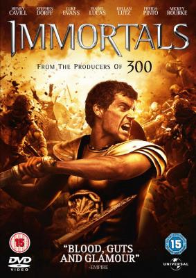 Immortals เทพเจ้าธนูอมตะ (2011)