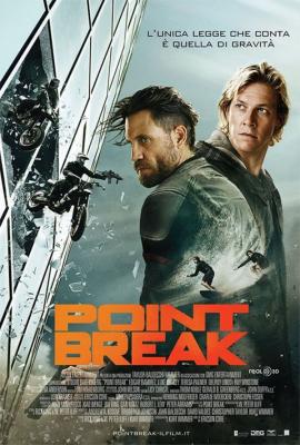 Point Break ปล้นข้ามโคตร (2015)