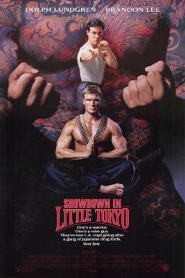 Showdown in Little Tokyo หนุ่มฟ้าแลบกับแสบสะเทิน (1991)