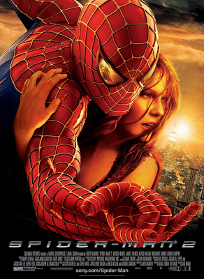 Spider-Man 2 ไอ้แมงมุม 2 (2004)