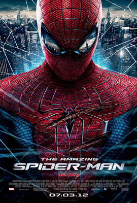 The Amazing Spider-Man 1 ดิ อะเมซิ่ง สไปเดอร์แมน ภาค1 (2012)