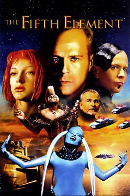 The Fifth Element รหัส 5 คนอึดทะลุโลก (1997