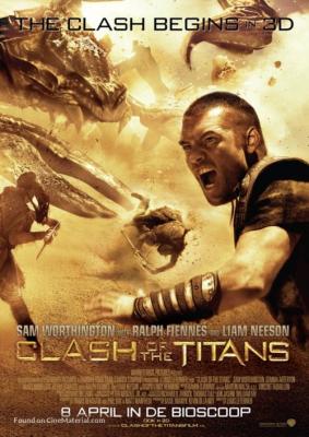 Clash of the Titans สงครามมหาเทพประจัญบาน (2010)