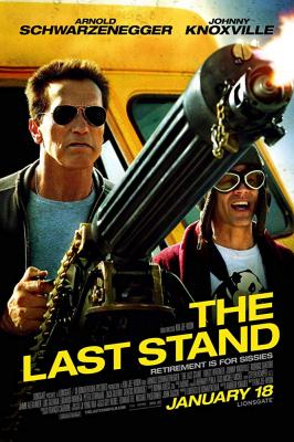 The Last Stand นายอำเภอคนพันธุ์เหล็ก (2013)