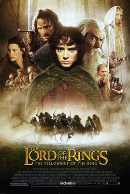The Lord of the Rings 1: The Fellowship of the Ring เดอะลอร์ดออฟเดอะริงส์ 1: อภินิหารแหวนครองพิภพ (2001)