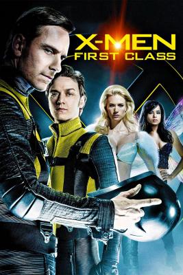 X-Men 5: First Class X-เม็น รุ่น 1 ภาค5 (2011)