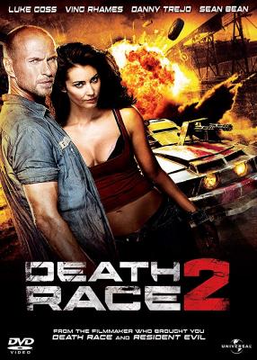 Death Race 2 ซิ่ง สั่ง ตาย 2 (2010)