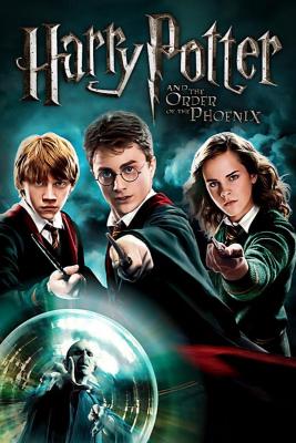 Harry Potter and the Order of the Phoenix แฮร์รี่ พอตเตอร์กับภาคีนกฟีนิกซ์ ภาค5 (2007)