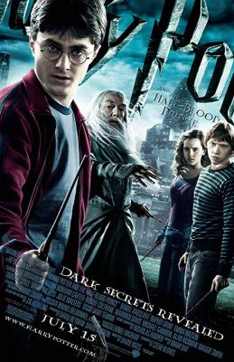 Harry Potter and the Half-Blood Prince แฮร์รี่ พอตเตอร์กับเจ้าชายเลือดผสม ภาค6 (2009)