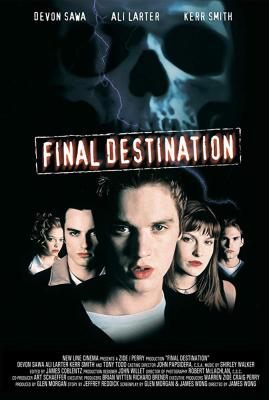 Final Destination 1: 7 ต้องตาย โกงความตาย ภาค1 (2000)