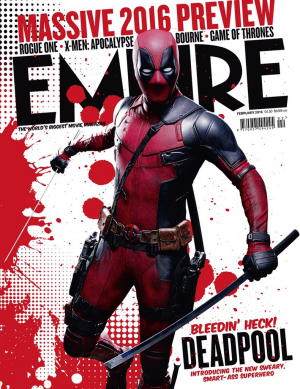 Deadpool 1 เดดพูล ภาค1 (2016)