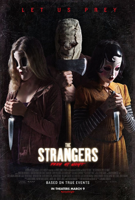 The Strangers: Prey at Night คนแปลกหน้า ขอฆ่าหน่อยสิ! (2018)