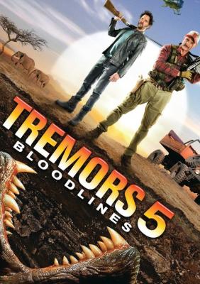 Tremors 5: Bloodlines ทูตนรกล้านปี ภาค5: สายพันธุ์เขมือบโลก (2015)