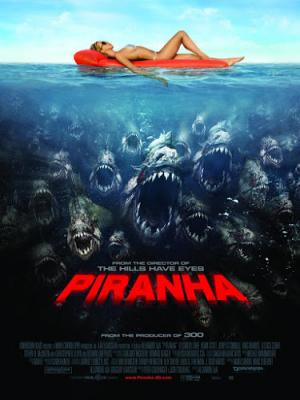 Piranha 3D ปิรันย่า กัดแหลกแหวกทะลุ ภาค1 (2010)