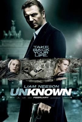 Unknown คนนิรนามเดือดระอุ (2011)