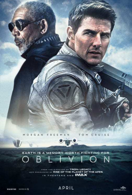 Oblivion อุบัติการณ์โลกลืม (2013)