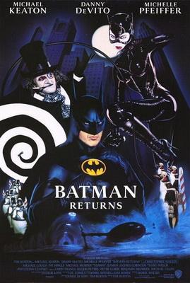 Batman Returns แบทแมน รีเทิร์นส ตอนศึกมนุษย์เพนกวินกับนางแมวป่า (1992)