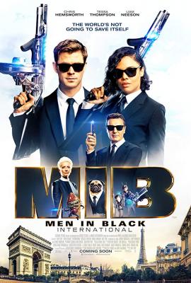 Men in Black: International เอ็มไอบี หน่วยจารชนสากลพิทักษ์โลก (2019)