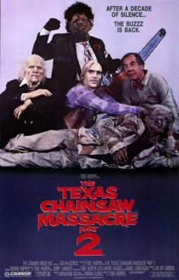 The Texas Chainsaw Massacre 2 สิงหาสับ ภาค2 (1986)