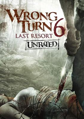 Wrong Turn 6: Last Resort หวีดเขมือบคน 6 รีสอร์ทอำมหิต (2014)