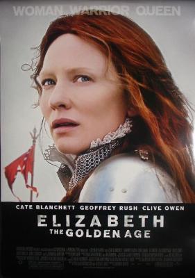Elizabeth The Golden Age อลิซาเบธ ราชินีบัลลังก์ (2007)