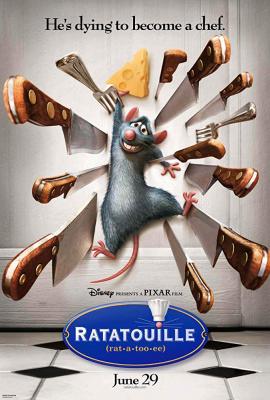 Ratatouille ระ-ทะ-ทู-อี่ พ่อครัวตัวจี๊ด หัวใจคับโลก (2007)