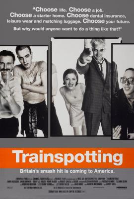 Trainspotting แก๊งเมาแหลก พันธุ์แหกกฎ (1996)