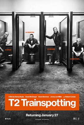 T2 Trainspotting ทีทู เทรนสปอตติ้ง (2017)