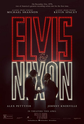 Elvis & Nixon เอลวิส พบ นิกสัน (2016)