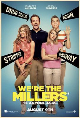 We're the Millers มิลเลอร์ มิลรั่ว ครอบครัวกำมะลอ (2013)
