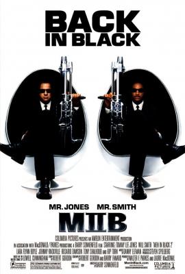 Men in Black หน่วยจารชนพิทักษ์จักรวาล ภาค2 (2002)