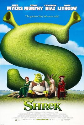 Shrek 1 เชร็ค ภาค1 (2001)