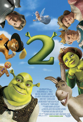 Shrek 2 เชร็ค ภาค2 (2004)
