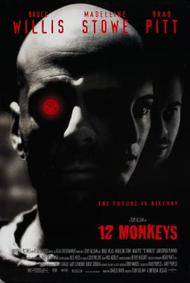 Twelve Monkeys 12 มังกี้ส์ 12 ลิงมฤตยูล้างโลก (1995)