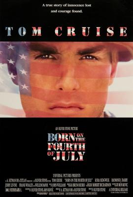 Born on the Fourth of July เกิดวันที่ 4 กรกฏาคม (1989)